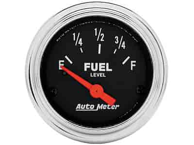 Auto Meter 2514 - Auto Meter Traditional Chrome Gauges