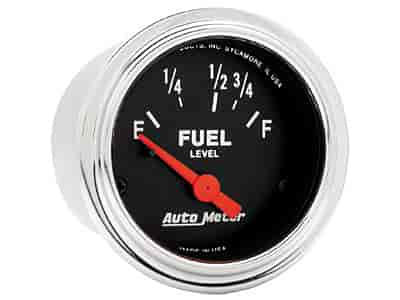 Auto Meter 2515 - Auto Meter Traditional Chrome Gauges