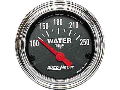 Auto Meter 2532 - Auto Meter Traditional Chrome Gauges