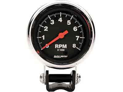 Auto Meter 2893 - Auto Meter Traditional Chrome Gauges