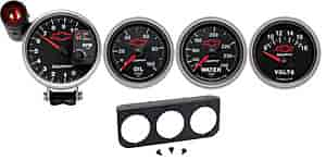 Auto Meter 3699-00406K - Auto Meter Officially Licensed GM Gauges