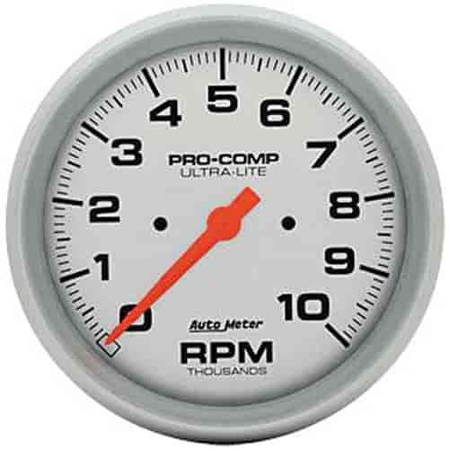 autometer pro comp ultra lite tachometer instructions