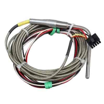 Auto Meter 5251: Replacement Wiring Harness & Probe Full Sweep ... on sensor wire harness, packaging wire harness, microwave wire harness, relay wire harness, pump wire harness, probe wire harness, cone wire harness, psi wire harness, burner wire harness,