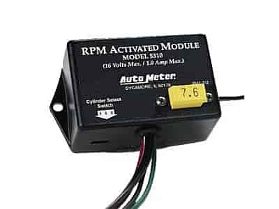 Auto Meter 5310 - Auto Meter Shift-Lites & Warning Lights