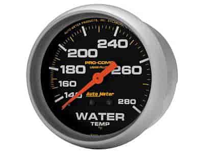 Silver 2 5//8 Transmission Pressure Gauge.