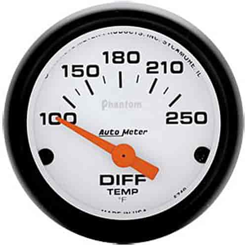 Auto Meter 5749 - Auto Meter Phantom Gauges
