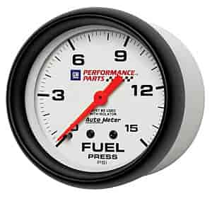 Auto Meter 5813-00407 - Auto Meter GM Performance Parts Gauges