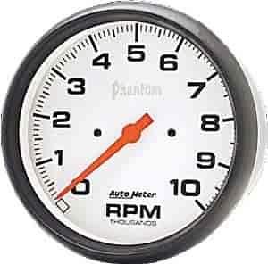 Auto Meter 4489M Ultra-Lite In-Dash Speedometer Programmable Gauge ...