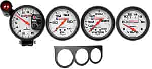 Auto Meter 5899-00407K - Auto Meter GM Performance Parts Gauges