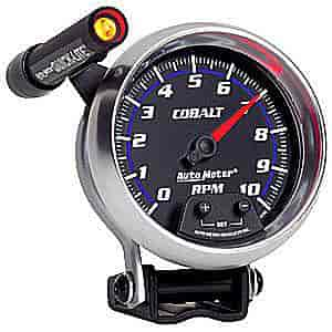 auto meter 6290 cobalt mini monster tachometer 3 3 4\