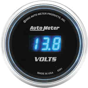 Auto Meter 6391 - Auto Meter Digital Gauges
