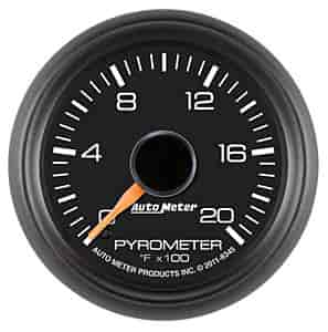 Auto Meter 8345 - Auto Meter GM/Chevy Factory Match Gauges