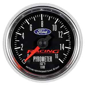 Auto Meter 880078 - Auto Meter Officially Licensed Ford Gauges