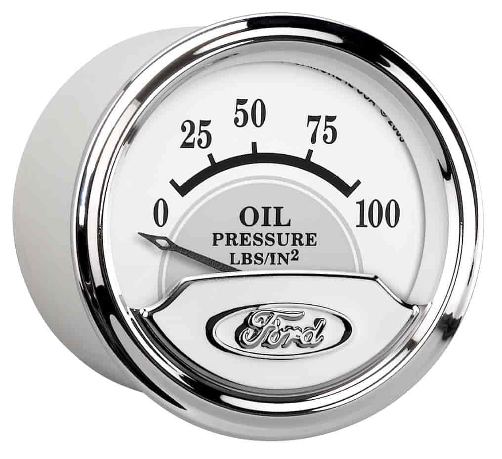 Auto Meter 880087 - Auto Meter Ford Masterpiece Gauges