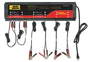Auto Meter BUSPRO-600S - Auto Meter BusPro Series 12 Volt Battery Charging Station