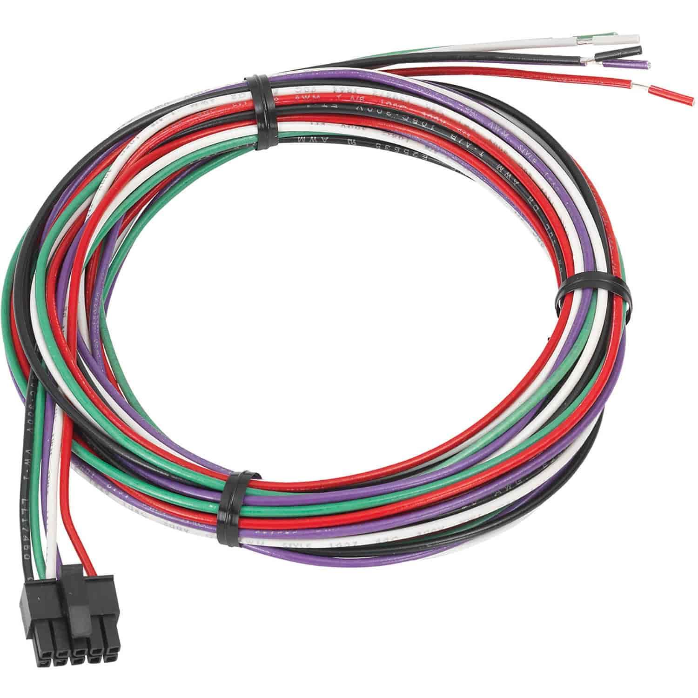 Auto Meter P19373 Wire Harness Tach Speedometer Spek Pro Gauge Wiring