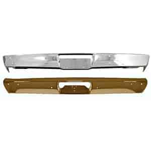 Auto Metal Direct 100-1370-S - AMD Super-Fit Chrome Bumpers & Bumper Accessories