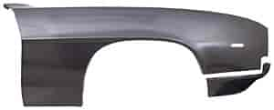 Auto Metal Direct 200-3569-RAS - Auto Metal Direct Aluma-Fit Aluminum Fenders