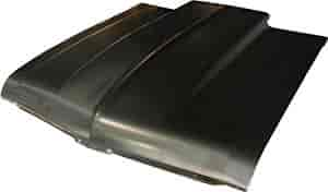 Auto Metal Direct 300-3068-2A - Auto Metal Direct Aluma-Fit Aluminum Hoods