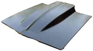 Auto Metal Direct 300-3569-4A - Auto Metal Direct Aluma-Fit Aluminum Hoods