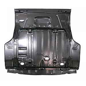 Auto Metal Direct 800-3469 - Auto Metal Direct Replacement Floor & Trunk Floor Pans