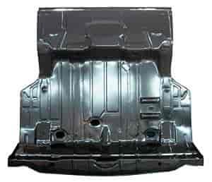Auto metal direct 800 3470 steel trunk floor pan full for 1970 mustang floor pan replacement