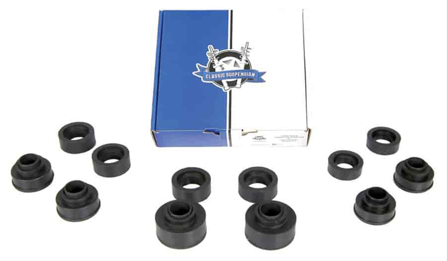 Auto Metal Direct SS-4 - Auto Metal Direct Replacement Body Bushings