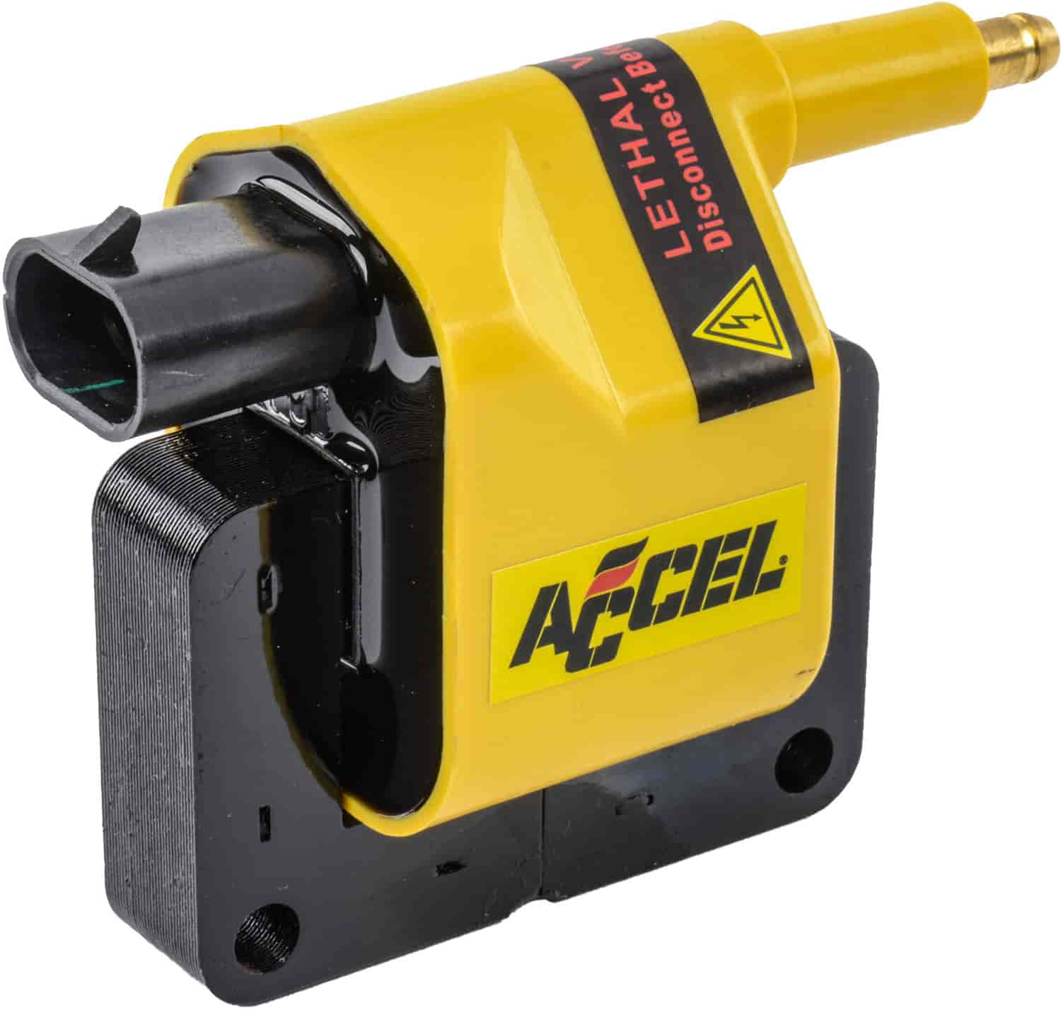 Accel 140021 - Accel Dodge Magnum Super Coil Ignition Coil for 1990-97 Dodge Truck & Jeep