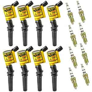 Accel 140032K1 - Accel Super Coil Ignition Coils for 1997-Up Ford V6/V8