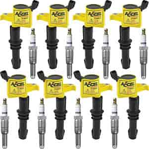 Accel 140033K1 - Accel Super Coil Ignition Coils for 1997-Up Ford V6/V8