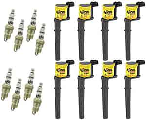 Accel 140034K1 - Accel Super Coil Ignition Coils for 1997-Up Ford V6/V8