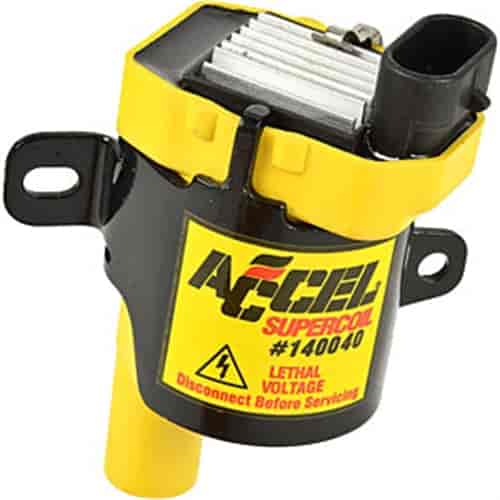 Accel 140040 - Accel Super Coil Ignition Coil for GM LS1 Trucks 1999-2006