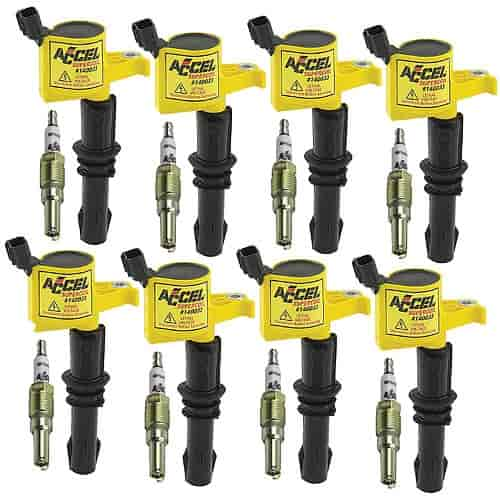 Accel Super Coil Ignition Coil Upgrade Kit