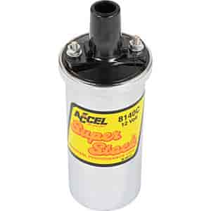 Accel 8140C - Accel Super Stock Points Ignition Coil