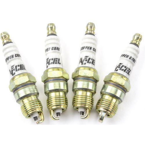 Accel Spark Plugs 0276S-4 - Accel Copper Core Spark Plugs