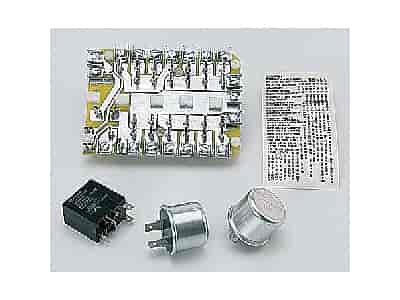 ARC - Auto Rod Controls 1420 - ARC Standard Fusing Sub Panel