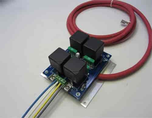 ARC - Auto Rod Controls 4-Position Relay Module  Position Relay Wiring on