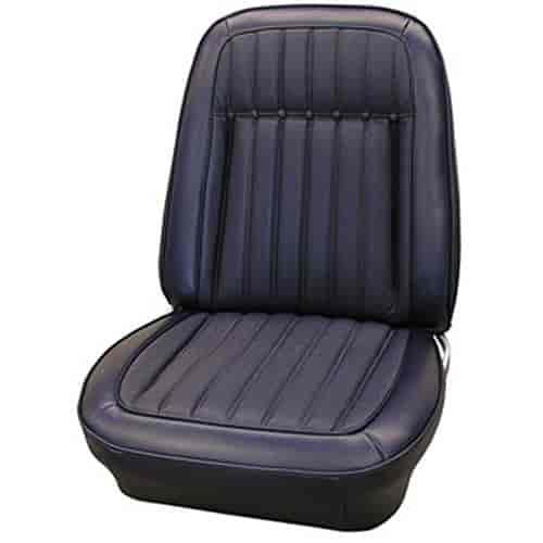 Legendary Auto Interiors 10071 Front Bucket Seat Upholstery 1969 Camaro Jegs