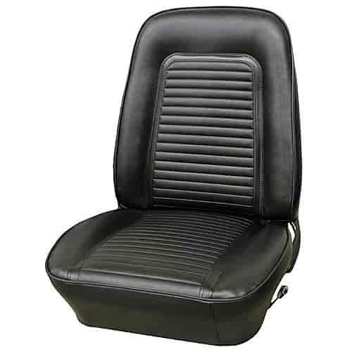 Legendary Auto Interiors 10102 Front Bucket Seat Upholstery 1969 Camaro Jegs