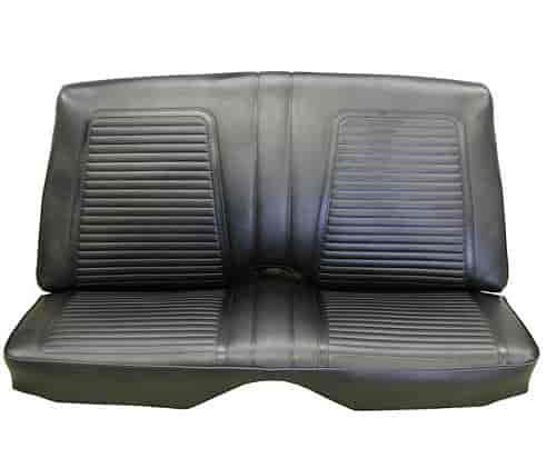 Legendary Auto Interiors 10108 Rear Bench Seat Upholstery 1969 Camaro Hardtop Jegs