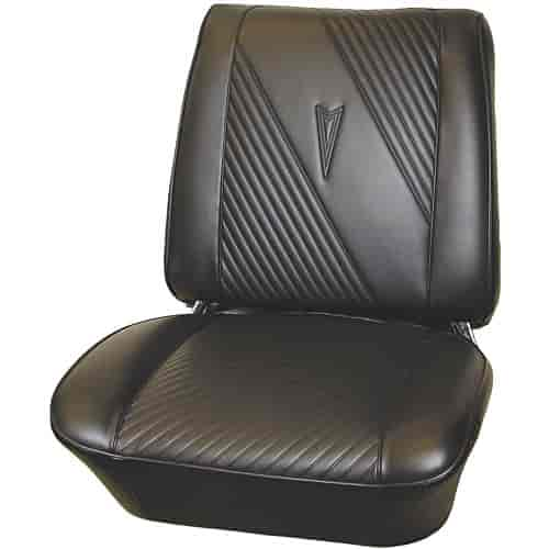 Legendary Auto Interiors 40018 Front Bucket Seat Upholstery 1965 Gto Lemans Jegs