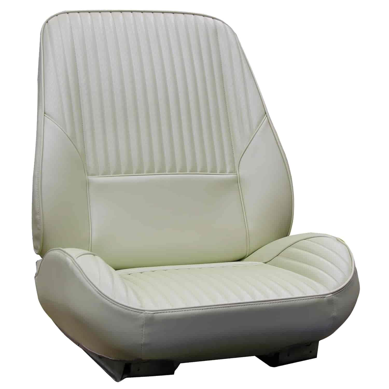 Legendary Auto Interiors 42809 Rs68gus0010204g 68 Cutlass 442 Buckets Rallye Bkt Seats Met