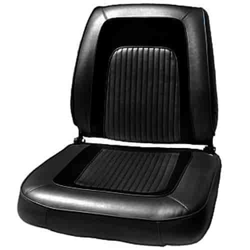 Legendary Auto Interiors 50368 Front Bucket Seat Upholstery 1965 Coronet 500 Jegs