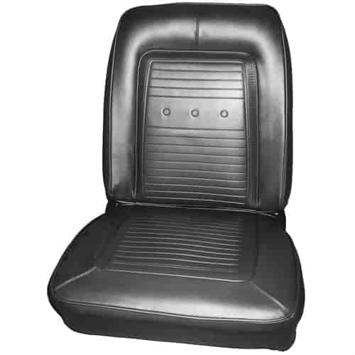 Legendary Auto Interiors 50387 Front Bucket Seat Upholstery 1966 Barracuda Jegs