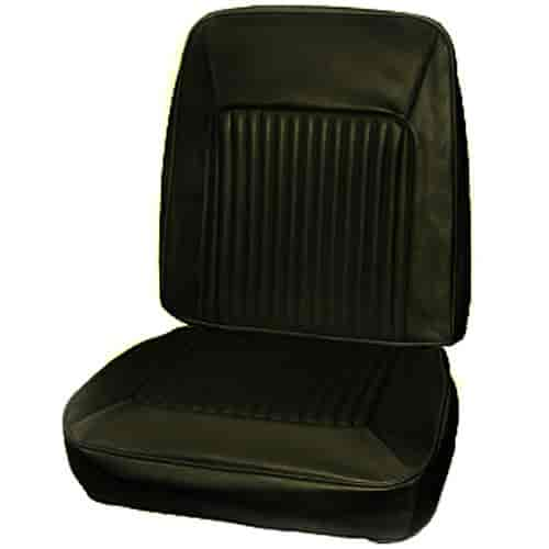 Legendary Auto Interiors 50595 Front Bucket Seat Upholstery 1967 Barracuda Jegs