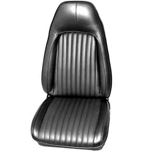 Legendary Auto Interiors 51859 Front Bucket Seat Upholstery 1972 Barracuda Challenger Jegs