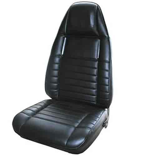 Legendary Auto Interiors 51869 Front Bucket Seat Upholstery 1972 Demon Duster Jegs