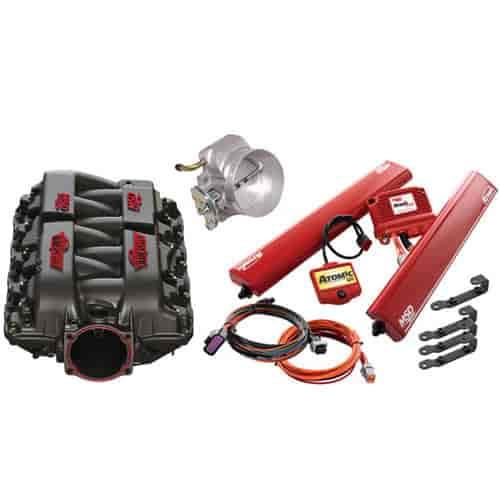 MSD Ignition AirForce Intake & EFI Kit 2006-13 Corvette Z06 LS7