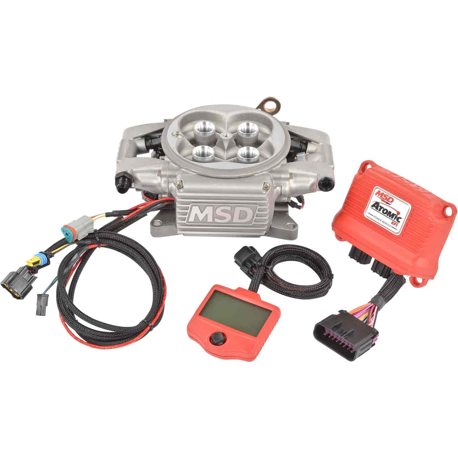 MSD Ignition 2900 - MSD Atomic EFI