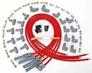 MSD Ignition 31159 - MSD Universal Spark Plug/Coil Wire Sets